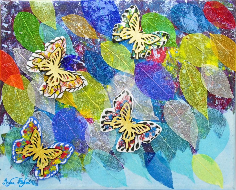 Anne D'Orion - Souvenir d'un doux printemps