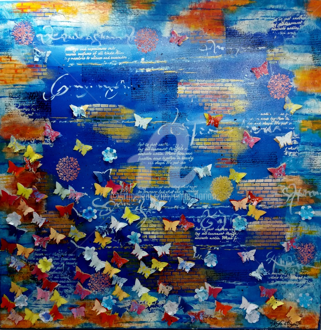 Anne D'Orion - L'effet papillon