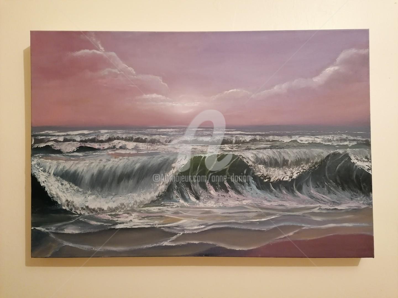 Anne D'Orion - Un matin à la plage