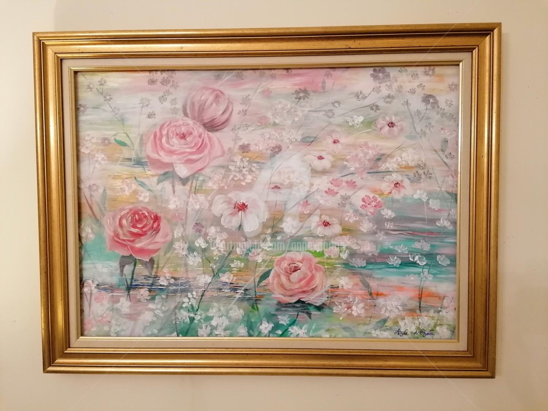 Anne D'Orion - Rivière de fleurs