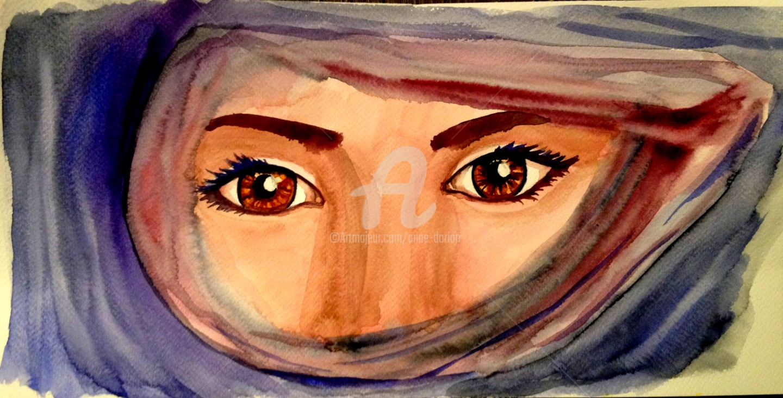 Anne d'Orion - Regard de femme