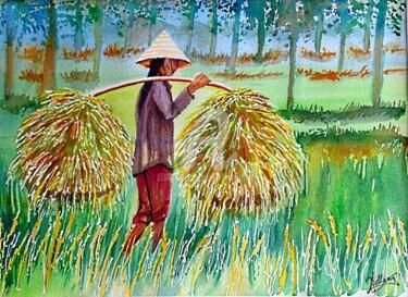 Palanques des rizières