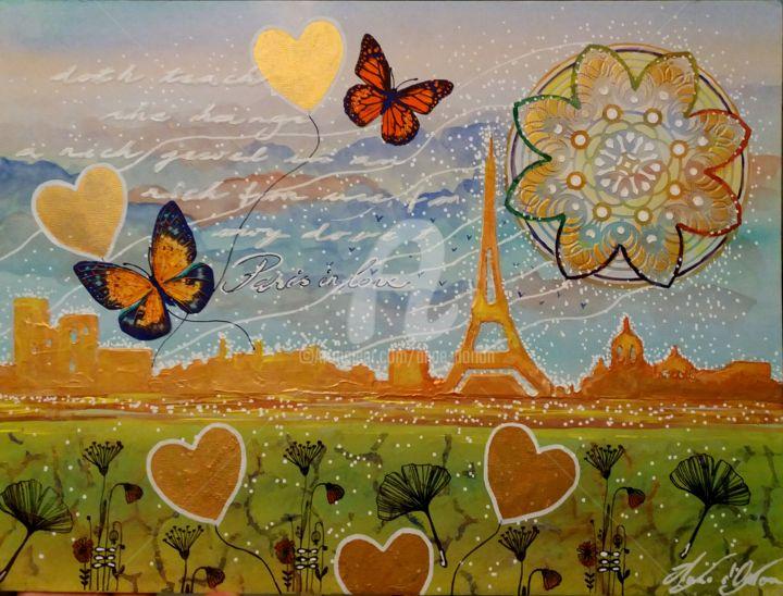 Anne d'Orion - Paris in love, Winter