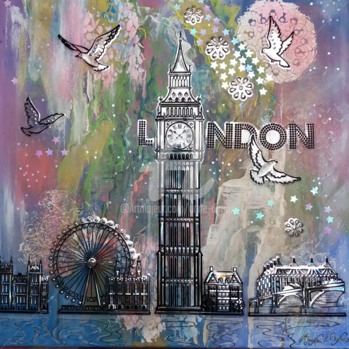 Anne d'Orion - London shining
