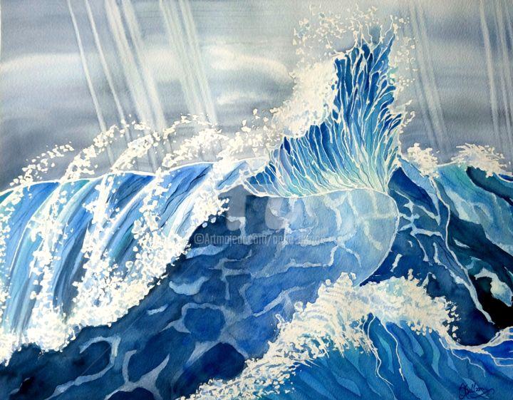Anne d'Orion - Lueurs sur l'Océan